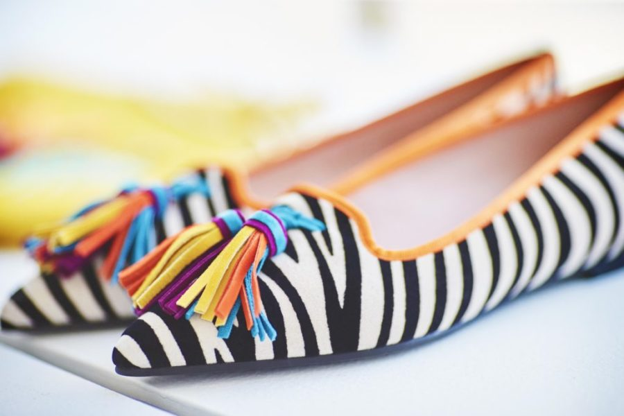 Le scarpe basse da scegliere ora - Lorella Flego